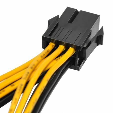 Кабелен сплитер SEGOTEP Mining PCI-E 8pin към 2х 8pin