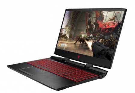 HP Omen 15-dc0085nu Black