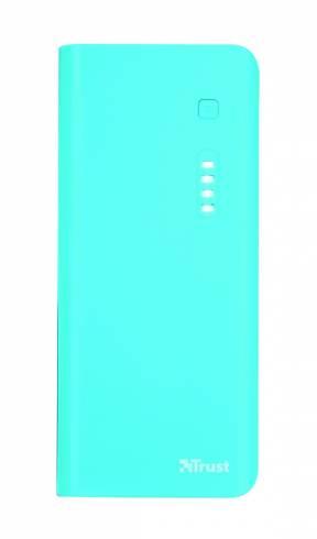 TRUST Primo Power Bank 10000 - blue