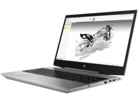 HP ZBook 15v G5 Mobile Workstation Intel® Core™ i7 8750H (Core™ i7 and 16 GB Intel® Optane™ memory) (2.2 GHz base frequency