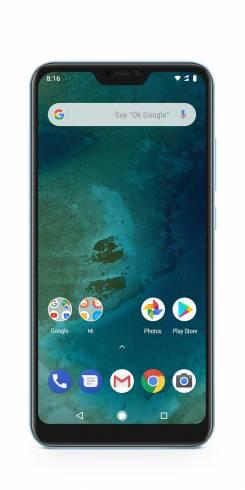 """Smartphone Xiaomi Mi A2 Lite 3/32 GB Dual SIM 5.84"""" Blue"""