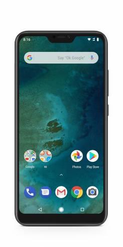 """Smartphone Xiaomi Mi A2 Lite 3/32 GB Dual SIM 5.84"""" Black"""