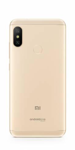 """Smartphone Xiaomi Mi A2 Lite 4/64 GB Dual SIM 5.84"""" Gold"""
