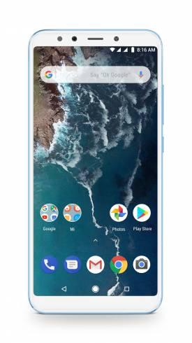 """Smartphone Xiaomi Mi A2 4/32 GB Dual SIM 5.99"""" Blue"""