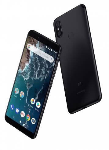 """Smartphone Xiaomi Mi A2 4/64 GB Dual SIM 5.99"""" Black"""