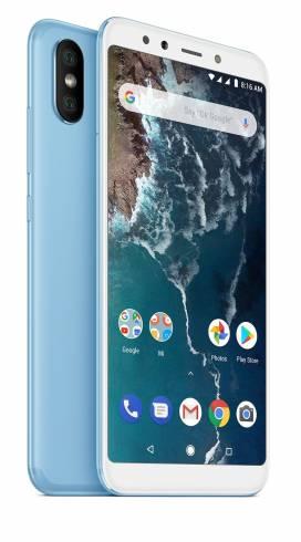 """Smartphone Xiaomi Mi A2 4/64 GB Dual SIM 5.99"""" Blue"""
