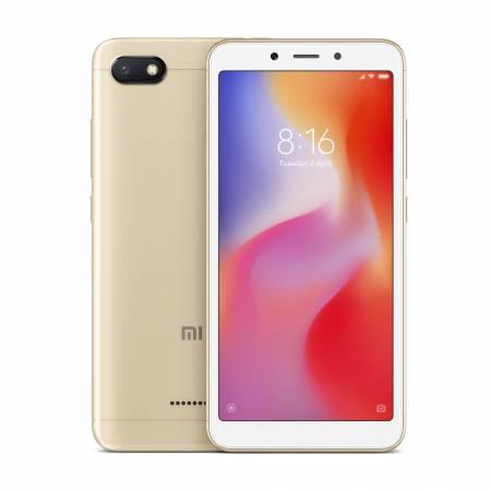 """Smartphone Xiaomi Redmi 6А 2/32GB Dual SIM 5.45"""" Gold"""