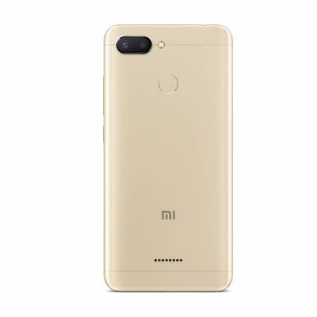 """Smartphone Xiaomi Redmi 6 3/32GB Dual SIM 5.45"""" Gold"""