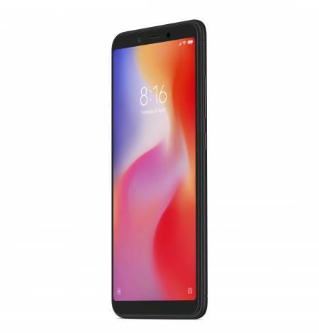 """Smartphone Xiaomi Redmi 6 3/32GB Dual SIM 5.45"""" Black"""