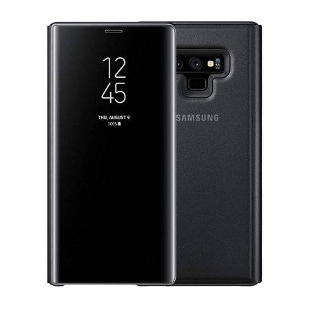Samsung Note 9 N960 Clear View Standing Black