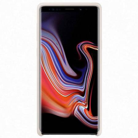 Samsung Note 9 N960 Silicone Cover White