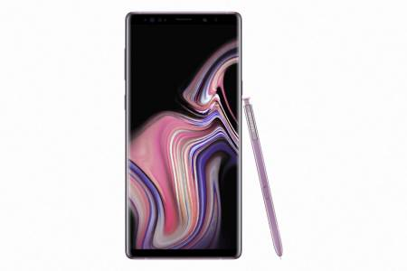 Samsung Smartphone SM-N960F Galaxy Note 9 Purple