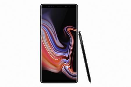 Samsung Smartphone SM-N960F Galaxy Note 9 Black