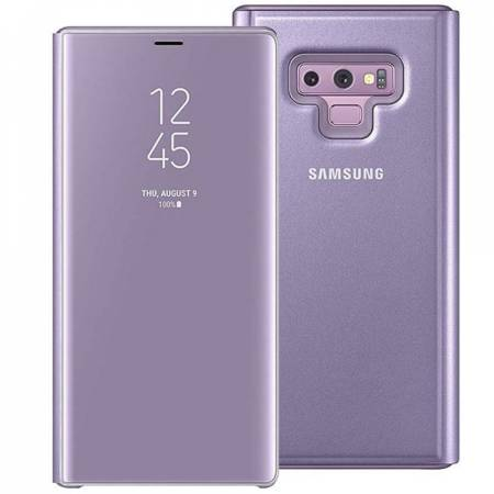 Samsung Note 9 N960 Clear View Standing Lavender