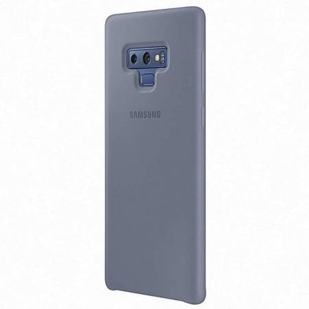 Samsung Note 9 N960 Silicone Cover Blue
