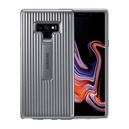 Samsung Note 9 N960 Protective Standing Cover Gray