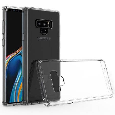 Samsung Note 9 N960 Clear Cover Transparent