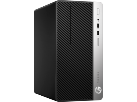 HP ProDesk 400 MT G5 Intel Core i3-8100 8GB (1x8GB) DDR4 2666  1TB 7200 SATA DVDWR KBDWD USB FreeDOS 2.0