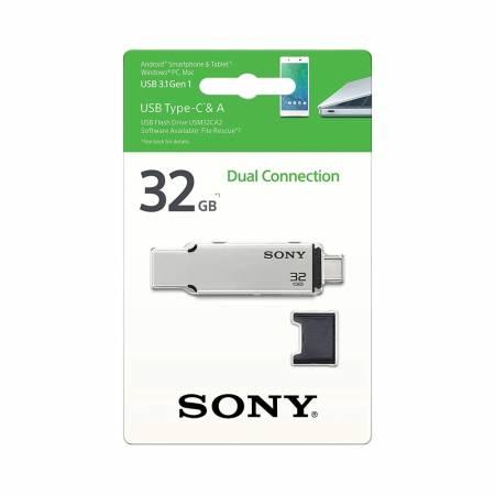 Sony 32GB USB 3.1 Type C OTG
