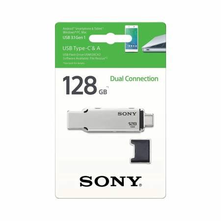 Sony 128GB USB 3.1 Type C OTG