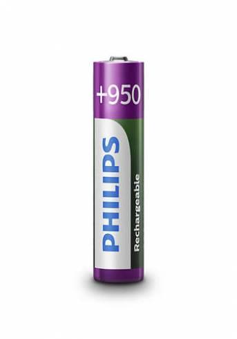 Philips Rechargeable презареждаща батерия AAA
