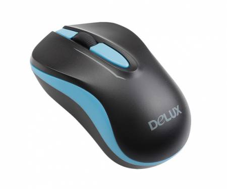 Безжична оптична мишка DELUX M137GX