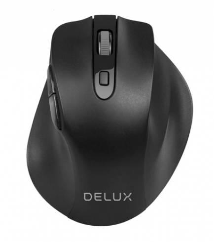 Безжична оптична мишка DELUX M517GX