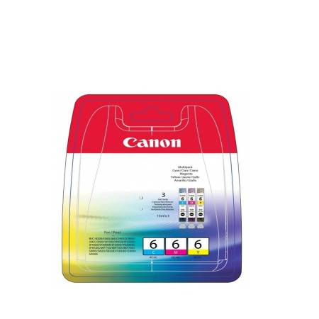 Canon BCI-6 C/M/Y Multipack