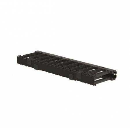"Eaton 1U Hi Density Horizntl 19"" Cable Mgr 1pc"