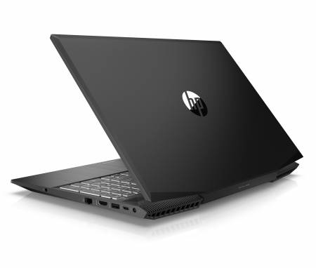 HP Pavilion Gaming  Intel Core i7-8750H hexa 8GB DDR4 2DM  1TB 7200RPM + 16GB Optane  Nvidia GeForce GTX 1050Ti 4GB  15.6 FHD Antiglare slim IPS 60Hz Narrow BorderFreeDOS ShadowBlack w/ White pattern  FHD IR camera 2 years warranty