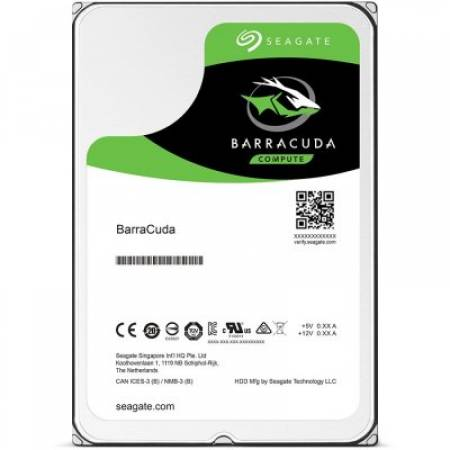 "Твърд диск SEAGATE Barracuda Guardian 3.5""/2TB/SATA 6Gb/s/7200rpm ST2000DM008"