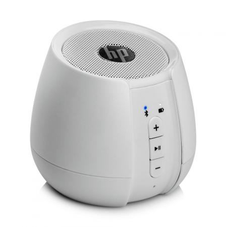 HP S6500 White BT Wireless Speaker