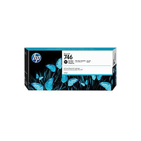 Консуматив HP 746 300-ml Photo Black DesignJet Ink Cartridge