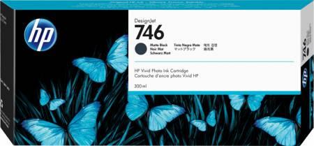 Консуматив HP 746 300-ml Matte Black DesignJet Ink Cartridge