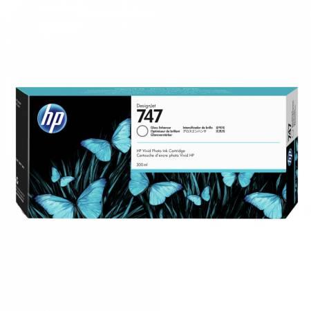 Консуматив HP 747 300-ml Gloss Enhancer Cartridge