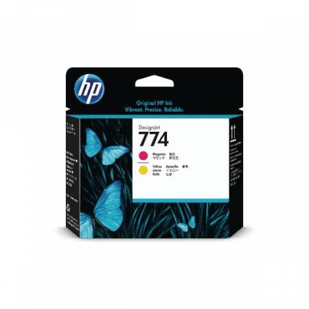 Консуматив HP 774 Magenta/Yellow Printhead