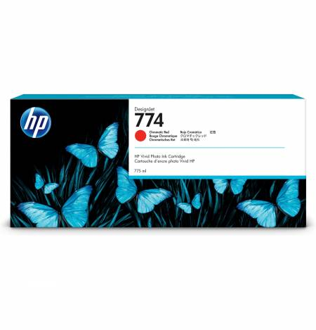 Консуматив HP 774 775-ml Chromatic Red Ink Cartridge