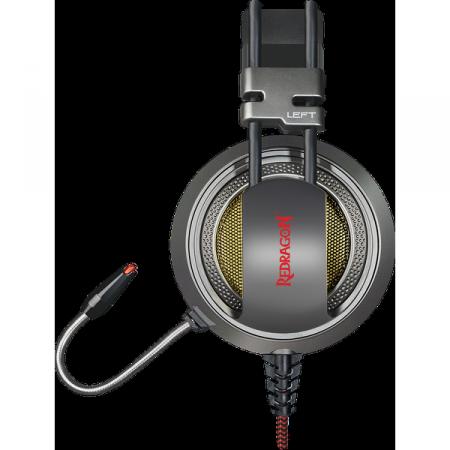 Геймърски слушалки с микрофон Redragon Gaming headset Berserk