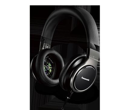 Panasonic стерео слушалки с наушници