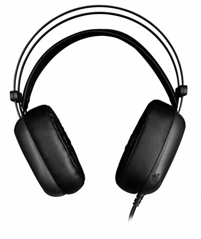 TRUST Lumen Illuminated Headset for PC and laptop