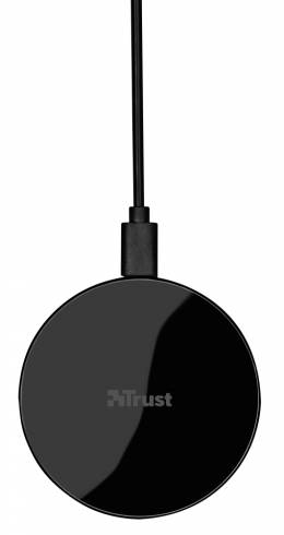 TRUST Primo10 Fast Wireless Charger for smartphones - black