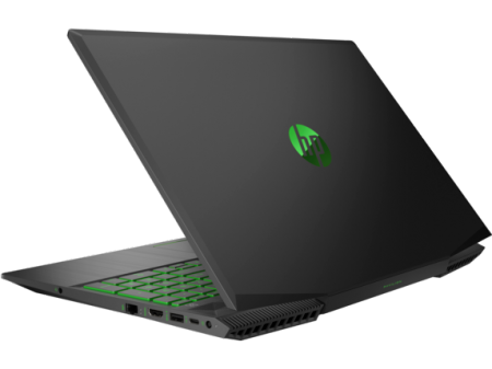 HP Pavilion Gaming  Intel Core i5-8300H quad  8 GB DDR4-2666 SDRAM (2 x 4 GB)  1TB 7200RPM Nvidia GeForce GTX 1050Ti 4GB  15.6 FHD Antiglare slim IPS 60Hz Narrow Border FreeDOS 2.0 ShadowBlack w/ Acid green pattern 2 years warranty