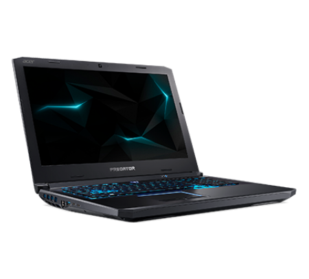 """PROMO BUNDLE (PREDATOR Helios 500 + PREDATOR ROLLTOP BACKPACK) Predator Helios 500 PH517-51-716B/17.3""""FHD IPS 144Hz Refresh Rate with NVIDIA® G-SYNC™ (300 nits)/Acer ComfyView™/ Intel® Hexa-Core™(6 Core™) i7-8750H (9M Cache"""