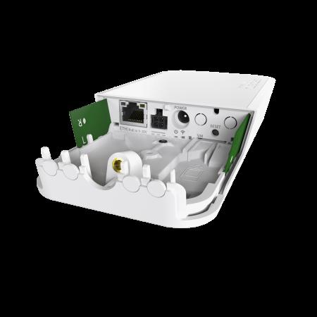 Точка за достъп Mikrotik wAP R RBwAPR-2nD с LTE антена и miniPCI-e слот