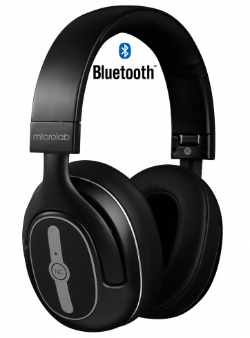 Bluetooth слушалки с микрофон Microlab Outlander 300