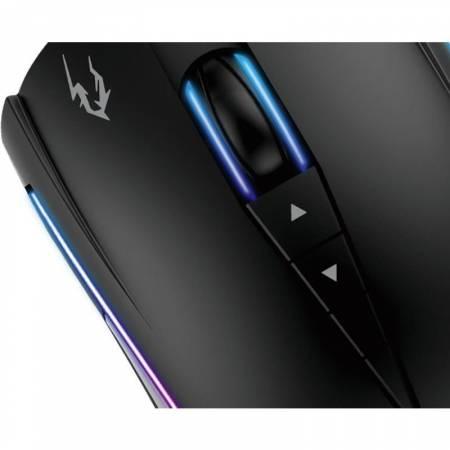 Оптична геймърска мишка Gamdias ZEUS M1 RGB