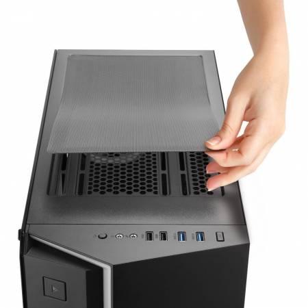 Кутия за настолен компютър INTER-TECH S-3906 RENEGADE mid tower