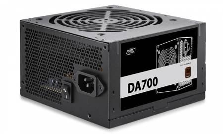 Захранващ блок DeepCool DA700N 700W 80+ Bronze
