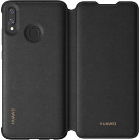 Huawei Flip Cover Potter P Smart 2019 Black