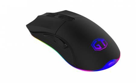 Геймърска USB мишка Delux M626 с RGB подсветка 4=5